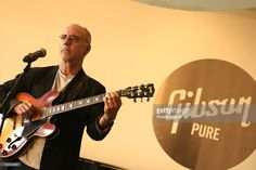 Gibson custom sponsors the Larry Carlton workshop at the Petit Palace at the Montreux Jazz Festival in Montreux, Switzerland.