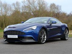 Aston Martin Vanquish - LGMSports.com
