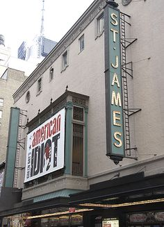We planed an entire NYC trip after Lauren got 2nd row tickets to American Idiot on Broadway (at the St. James Theatre).