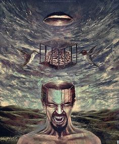 Surreal Illustrations by Jeffrey Smith | Cruzine