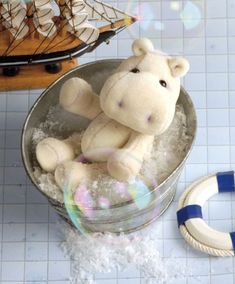 hippo pattern free sewing | jointed hippo pattern / Free Patterns / Teddy Talk: Creating ...