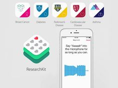 ResearchKit di Apple: progetti e ricerche nell'ambito sanitario  #Apple #AppleWatch #IPhone #Parkinson #ResearchKit