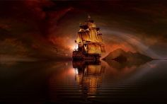Pirate Ship Wallpapers Wallpapers) – Free Backgrounds and Wallpapers