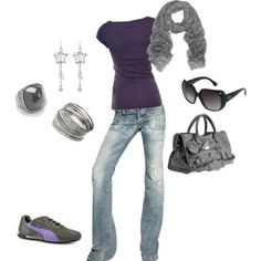 .polyvore.com - Click image to find more Women's Apparel Pinterest pins