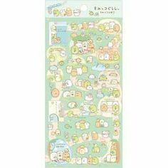 San-x Sumikko Gurashi Seal game of ) ★ corner walk ★