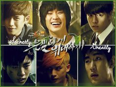 Secretly Greatly ... really good movie, but really kinda depressing~yes. I loved it, but cried afterwards!