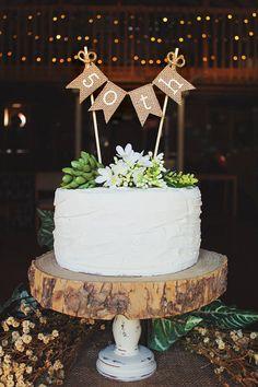 Rustic Cake!