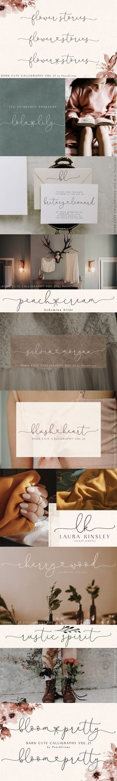 DARN CUTE CALLIGRAPHY Copy & paste and see the magic: -bloom&pretty- -lovely%pumpkin- We are in love. Cute Calligraphy, Valentines Sale, Pretty Fonts, Illustrator Cs, Cosmetic Packaging, Monogram Wedding, Glyphs, Lower Case Letters, Bloom