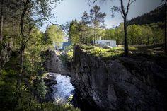 Gallery of Kvåsfossen / Rever & Drage Architects - 21