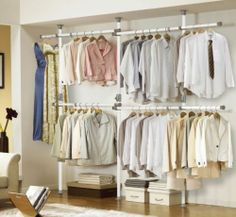 Free Postage Whitequadruplehanger PH630 Clothes Rack Furniture Wardrobe | eBay