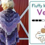 Crochet Fluffy Meringue Vest + Partial Tutorial