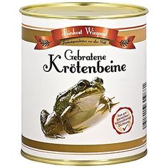 Krötenbeine - Delikatesse in Konserve (Weingummi) Lustige... https://www.amazon.de/dp/B01M2AIJP4/ref=cm_sw_r_pi_dp_x_qT2JybDWPSTT5