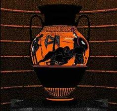 Greek Vase, the video is a little crappy graphic wise, but it has great information
