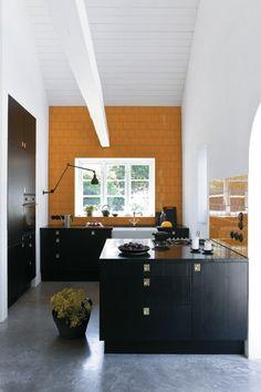 Une cuisine de caractère