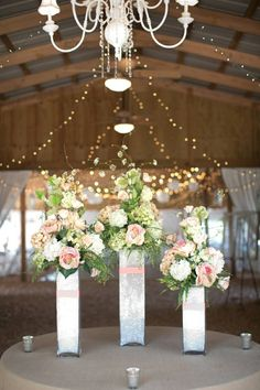 mariage rustique : idée déco champêtre                                                                                                                                                                                 Plus