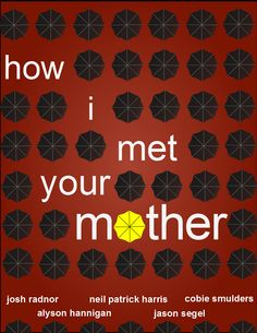 Another HIMYM poster