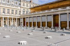 Παλέ Ρουαγιάλ (Palais-Royal) , Παρίσι, Γαλλία, Ευρώπη Royal Palace