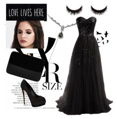"""""""Love"""" by amila677 ❤ liked on Polyvore featuring Giuseppe Zanotti and Rocio"""