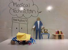 Muskan, Iqra, Ahrebah, Anda and Eva (14 yo), George Mitchell School, Medical Technician Photo Competition, Medical, Shit Happens, School, Medicine, Med School, Active Ingredient