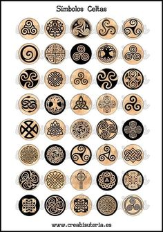 celtic symbols and meanings Celtic Tattoo Symbols, Viking Symbols, Celtic Art, Ancient Symbols, Celtic Symbols And Meanings, Celtic Runes, Irish Celtic Symbols, Celtic Tattoo Meaning, Small Celtic Tattoos