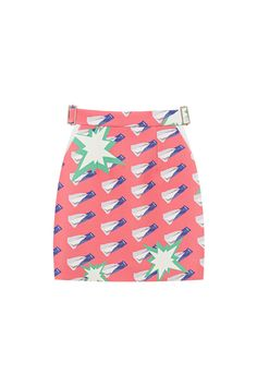 Milin GRITTY SKIRT COLLECTION: SS 14 A.B.C