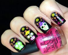 Nail Polish Wars: OPI So So Skullicious
