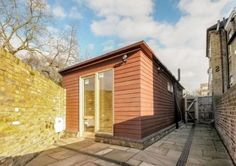 Buy London's Swankiest Shed, Sorry, 'house' For £280,000 – Now. Here. This. –…