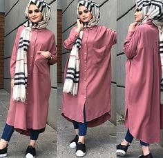 Unique dress Modern Hijab Fashion, Street Hijab Fashion, Islamic Fashion, Abaya Fashion, Muslim Fashion, Fashion Outfits, Hijab Style Dress, Casual Hijab Outfit, Hijab Fashionista