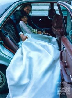 Just Get Married / Vogue Sposa March 2016