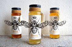 Grafik Design Harrods Honey Label on Behance Your Reference Guide To Caring For A Baby Bringing a ne Honey Packaging, Cool Packaging, Food Packaging Design, Beverage Packaging, Bottle Packaging, Packaging Design Inspiration, Honey Jar Labels, Jam Jar Labels, Honey Label