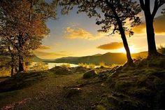 "HANNU on Twitter: ""sunrise mountains"""