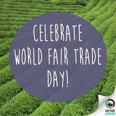 The 14th Annual World #FairTradeDay is May 9th! Celebrate with @ftcampaigns & submit #FairTrade Product Request Cards to your local supermarket: http://fairtrd.us/1EwR8Wz #FairMoms