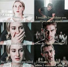 I think there is something in my eye. Like a twig. Or a branch. Divergent Memes, Divergent Hunger Games, Divergent Fandom, Divergent Trilogy, Divergent Insurgent Allegiant, Insurgent Quotes, Tris Et Tobias, Tris Und Four, Tris E Quatro