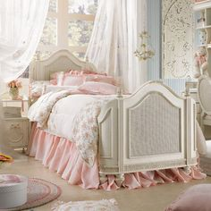 Cadence Cameo Mansion Bed from PoshTots