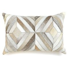 CUSHION   diamond design rectangle by tribe home