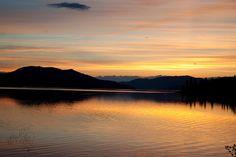 Fox Lake Midnight Sunset | Flickr - Photo Sharing!