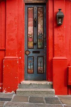 notting hill door, london
