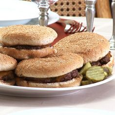 Grilled Burger Recipes - Easy Recipes for Grilling Hamburgers on the Grill - Delish.com