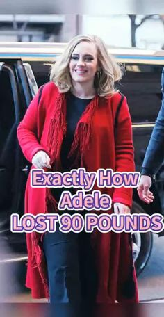 Exactly How Adele Lost 90 Pounds?