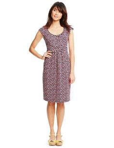 Casual Weekend Dress WH761 Day Dresses at Boden
