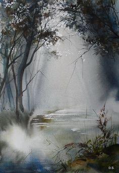 Ilya Ibryaev. Russian artist.