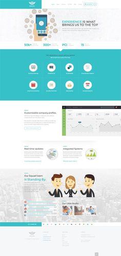 Maleo – Clean Corporate WordPress Theme