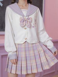 Harajuku Fashion, Kawaii Fashion, Cute Fashion, Girl Fashion, Fashion Outfits, Japanese Outfits, Japanese Fashion, Aesthetic Fashion, Aesthetic Clothes
