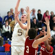It doesn't take a rocket scientist to figure out what makes the Central Wisconsin Christian girls basketball team tick.