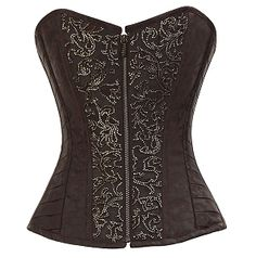 The Corset Deal Steampunk Corset collection includes a diverse selection of Steampunk-inspired garments, including corsets, skirts and Steampunk dresses. Steampunk Corset, Overbust Corset, Formal, Skirts, How To Wear, Stuff To Buy, Outfits, Collection, Steel