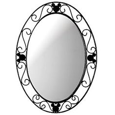 I love it!! Disney Mickey Mouse Home décor mirror
