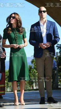 The Duke and Duchess of Cambridge visit Canada - 27 Sep 2016 Catherine Duchess of Cambridge and Prince William 27 Sep 2016