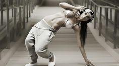 Hot Girls Hip Hop Dance Background HD Wallpaper