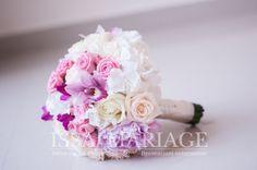 buchet-mireasa-alb-roz-cu-hortensia-si-orhidee Wedding Bouquets, Wedding Flowers, Big Day, Icing, Boyfriends, Wedding Brooch Bouquets, Bridal Bouquets, Wedding Bouquet, Bridal Flowers