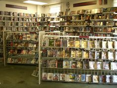 Blockbuster may be long gone, but Black Lodge Video is Memphis' best (and quirkiest) video rental shop.